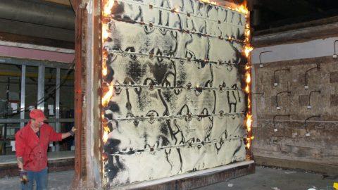 Tested and certified firedoors - Efectis - Protec Industrial Doors