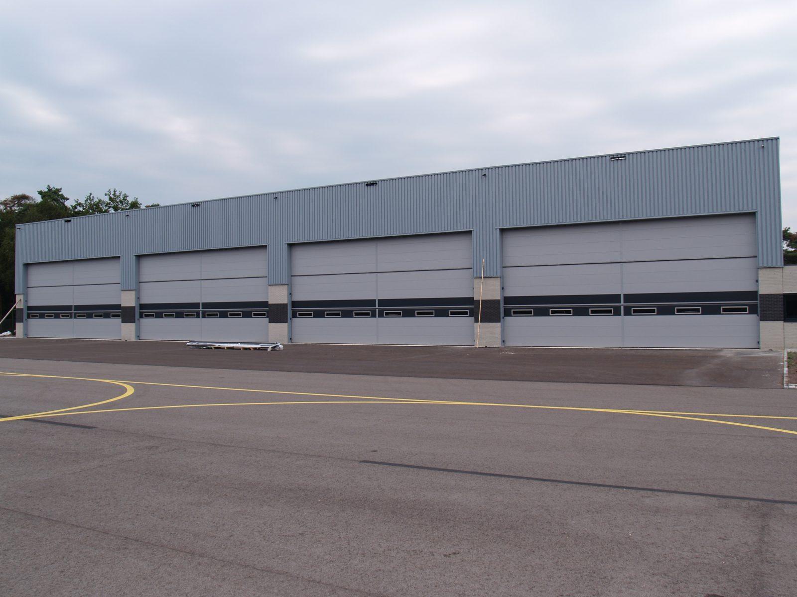 Large Burglar Resistant Overheaddoors   Protec Industrial Doors