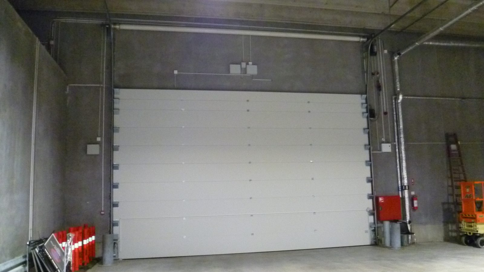 Copenhagen Arena The Royal Arena Acoustics Protec Industrial Doors