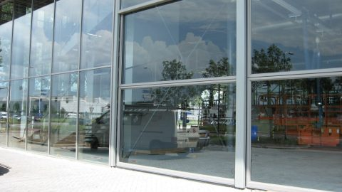 Aethetic doors - Glass doors - vertical doors, logistical doors