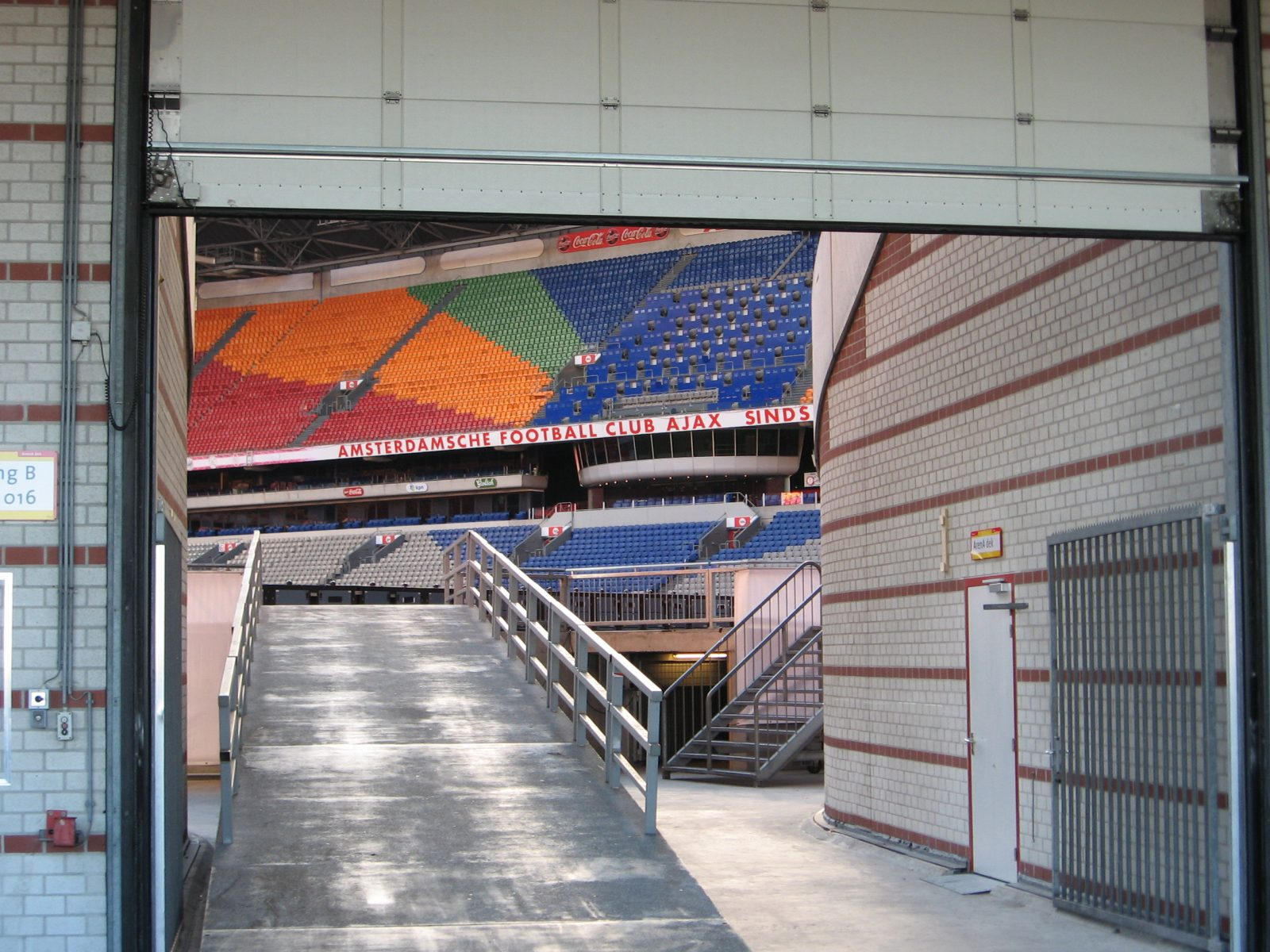 Afc Ajax Amsterdam Arena Fire Retardant Doors Protec