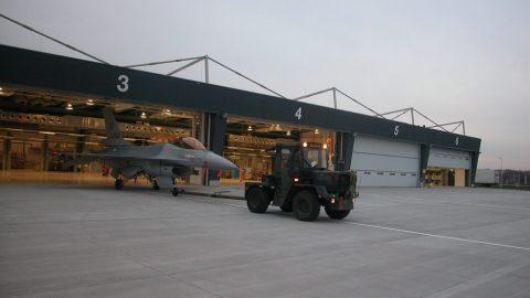 Hangar doors - Security - Protec Industrial Doors
