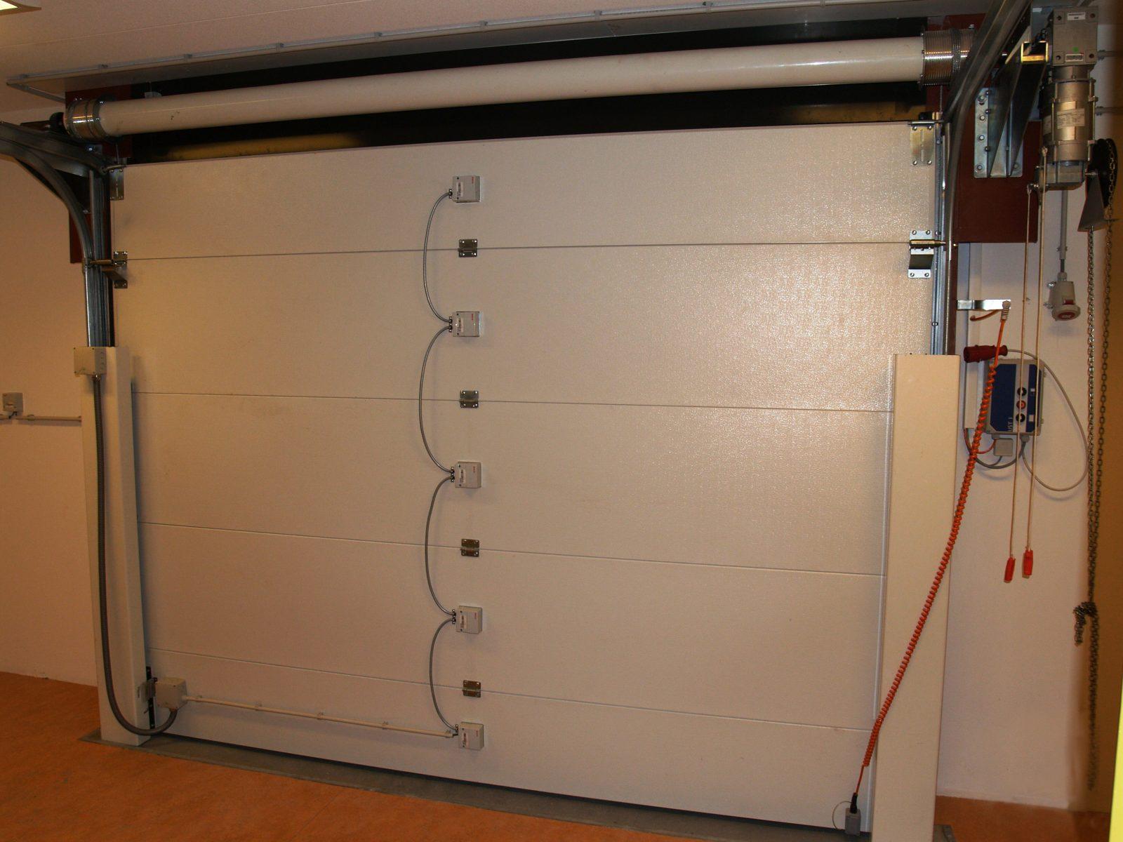 Security in doors - Burglary resistance - Protec Industrial Doors & Burglar resistant overhead doors - Protec Industrial Doors