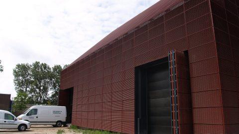 Acoustic Doors - Stebru - Protec Industrial Doors