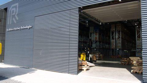 Aesthetic doors - Special doors - Protec Industrial Doors
