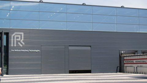 Facade elements - Overhead door - Protec Industrial Doors