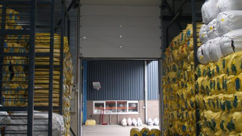 Sectional firedoor - Protec Industrial Doors