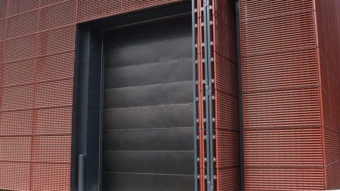 Sound insulation - overheaddoor - Protec Industrial Doors
