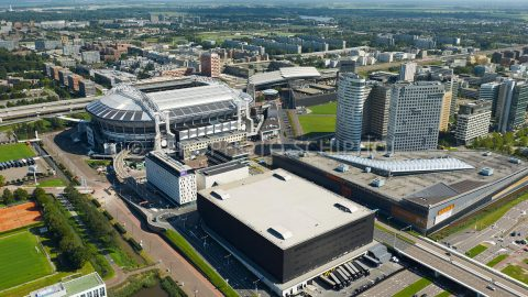 Ziggo Dome - perfect acoustics - high performing acoustic doors