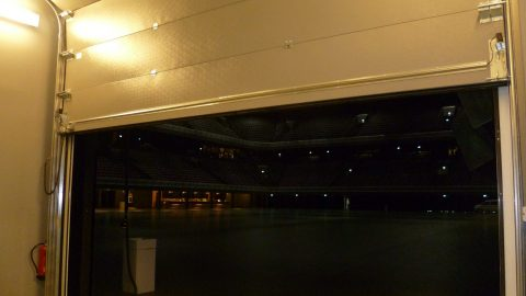 Sound insulating doors - Ziggo Dome Amsterdam - Box in Box - Bespoke doors