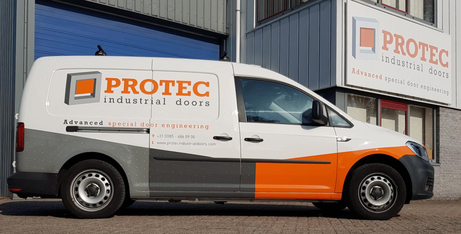 & Renewal in Protec\u0027s mobility - Service - Protec Industrial Door