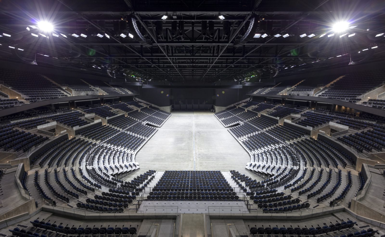 Copenhagen Arena The Royal Arena Acoustics Protec